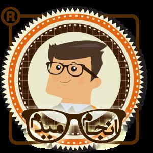 لوگوی کامل انجام میدم - شامل آقای توانا و عینک نگاه نو