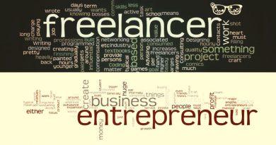 تفاوت فریلنسر و کارآفرین - انجام میدم